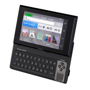 カシオ エクスワードライズXDR-A20英会話学習ツール