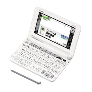 カシオ エクスワードXD-G7700電子辞書 ロシア語モデル