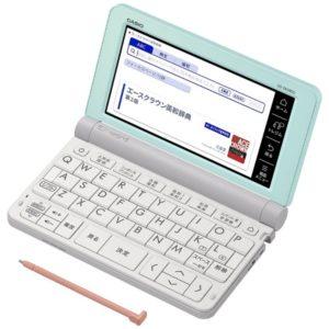 カシオエクスワードXD-SR3800電子辞書