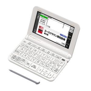 カシオ エクスワードXD-Z3800電子辞書 中学生モデル
