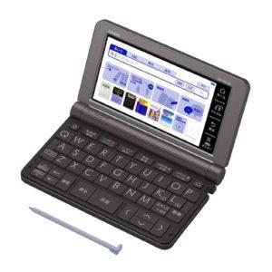 カシオ エクスワードXD-SR8500電子辞書ビジネスモデル