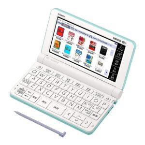 カシオ エクスワードXD-SX3800電子辞書 小中学生モデル グリーン