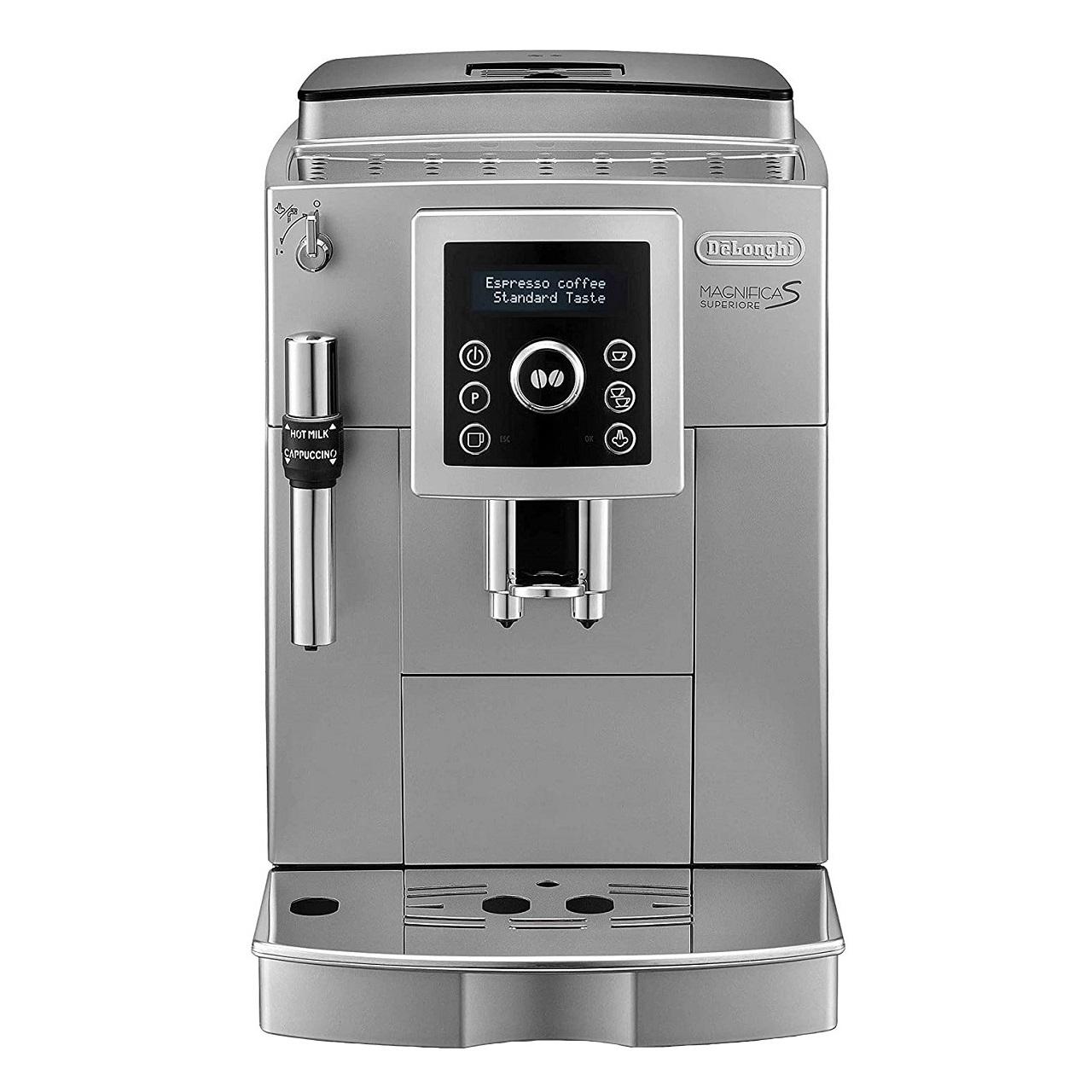 デロンギ マグニフィカS スペリオレECAM23420SBN全自動コーヒーマシン