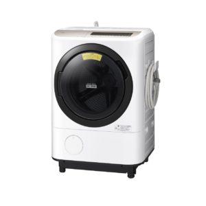日立ビッグドラムBD-NV120Eドラム式洗濯乾燥機