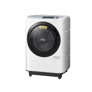 日立ビッグドラムBD-NX120ALドラム式洗濯乾燥機