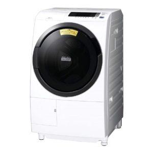 日立ビッグドラムBD-SG100CLドラム式洗濯乾燥機