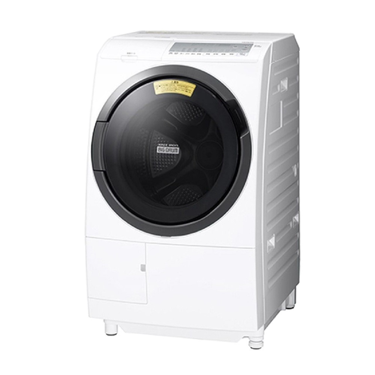 日立ビッグドラムBD-SG100FLドラム式洗濯乾燥機