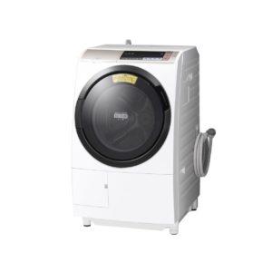 日立BD-SV110Bドラム式洗濯乾燥機