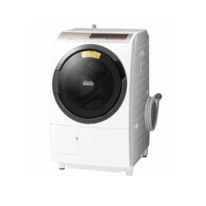 日立ビッグドラムBD-SV110Cドラム式洗濯乾燥機