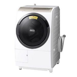 日立ビッグドラムBD-SV110Fドラム式洗濯乾燥機