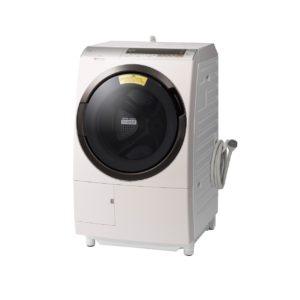 日立BD-SX110Cドラム式洗濯乾燥機