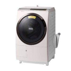 日立ビッグドラムBD-SX110Eドラム式洗濯乾燥機