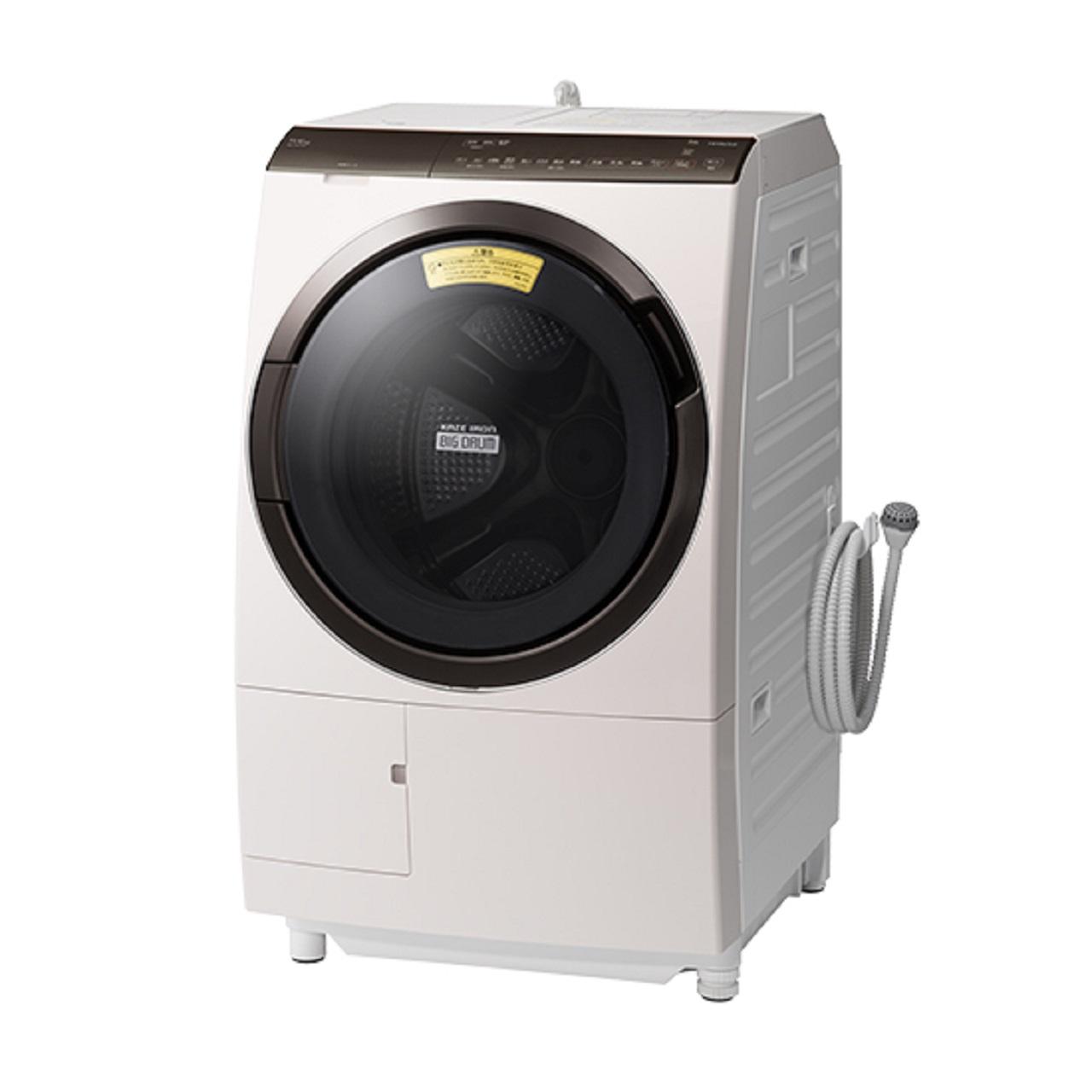 日立ビッグドラムBD-SX110Fドラム式洗濯乾燥機