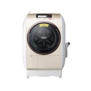 日立ビッグドラムBD-V9800Lドラム式洗濯乾燥機