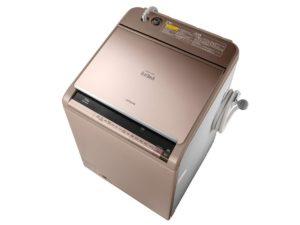 日立タテ型洗濯乾燥機ビートウォッシュBW-D11XWV