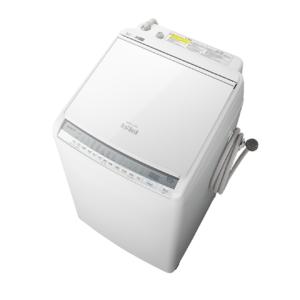 日立ビートウォッシュBW-DV80F縦型洗濯乾燥機