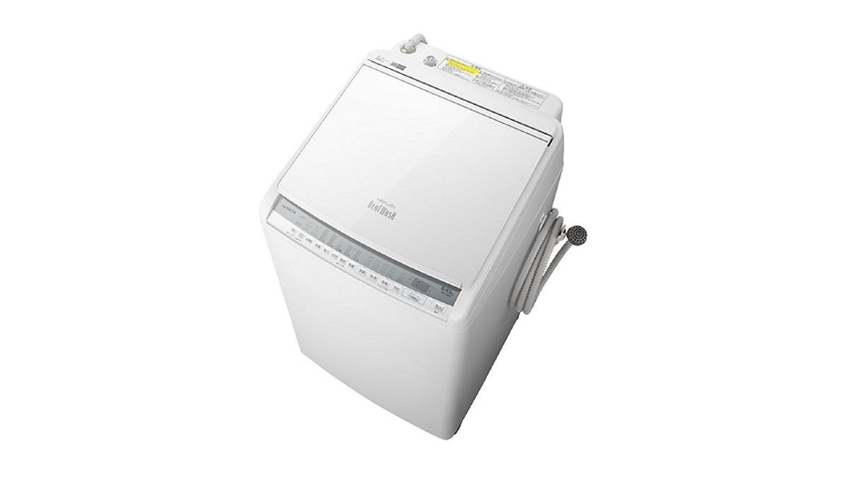 日立ビートウォッシュBW-DV80F洗濯乾燥機