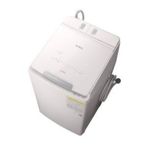 日立ビートウォッシュBW-DX100Fタテ型洗濯乾燥機