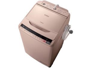 日立全自動洗濯機ビートウォッシュBW-V100A