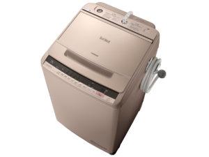 日立 全自動洗濯機ビートウォッシュBW-V100C