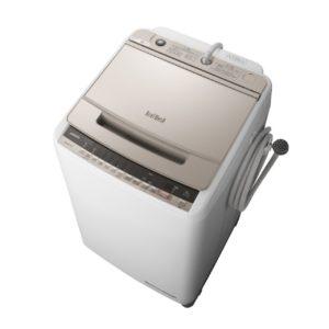 日立ビートウォッシュBW-V100E全自動洗濯機