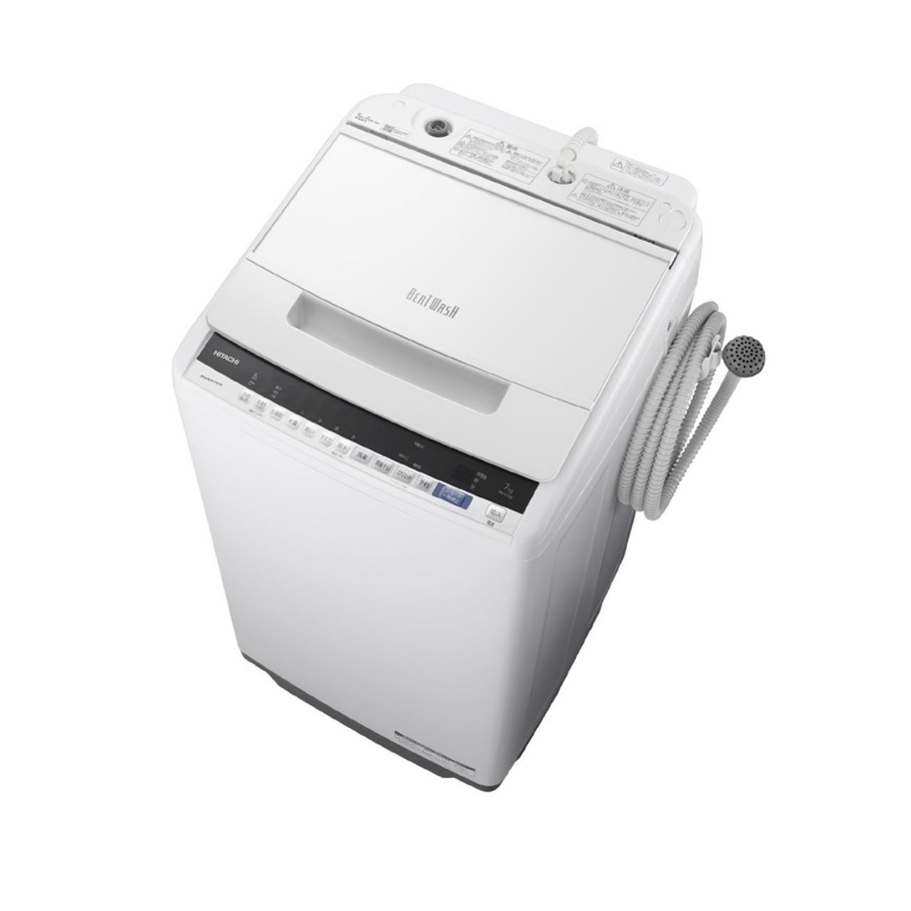 日立ビートウォッシュBW-V70E全自動洗濯機