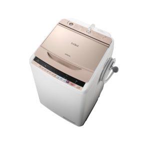 日立ビートウォッシュBW-V80B全自動洗濯機