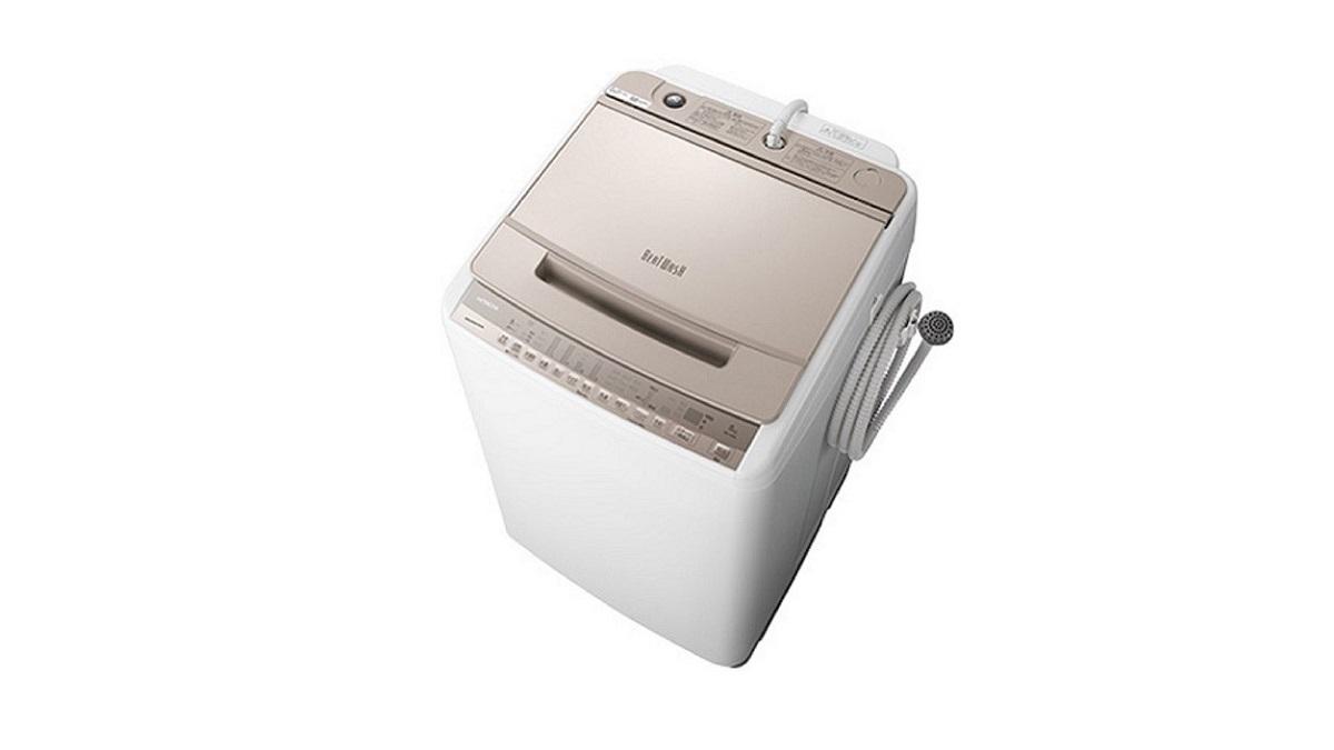 日立ビートウォッシュBW-V80F全自動洗濯機