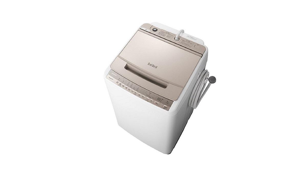日立ビートウォッシュBW-V90F全自動洗濯機