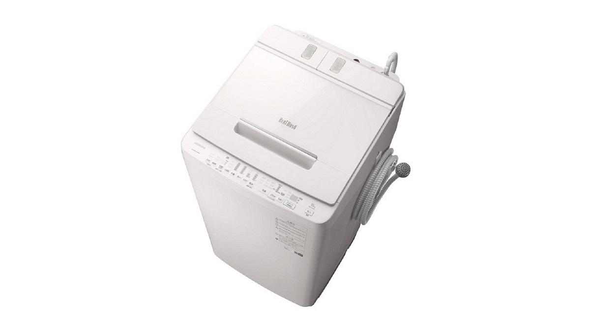 日立ビートウォッシュBW-X100F全自動洗濯機