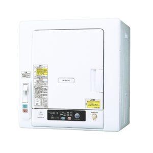 日立DE-N60WV衣類乾燥機