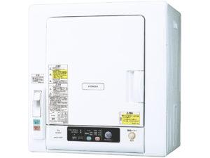 日立 衣類乾燥機DE-N60WV