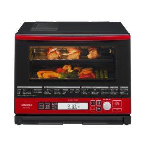 日立ヘルシーシェフMRO-SV1000過熱水蒸気オーブンレンジ