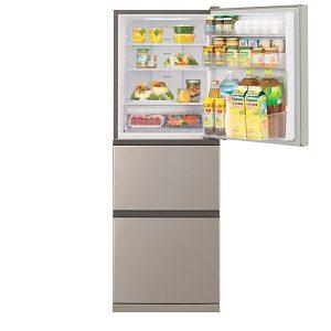 日立R-27NV 3ドア冷蔵庫