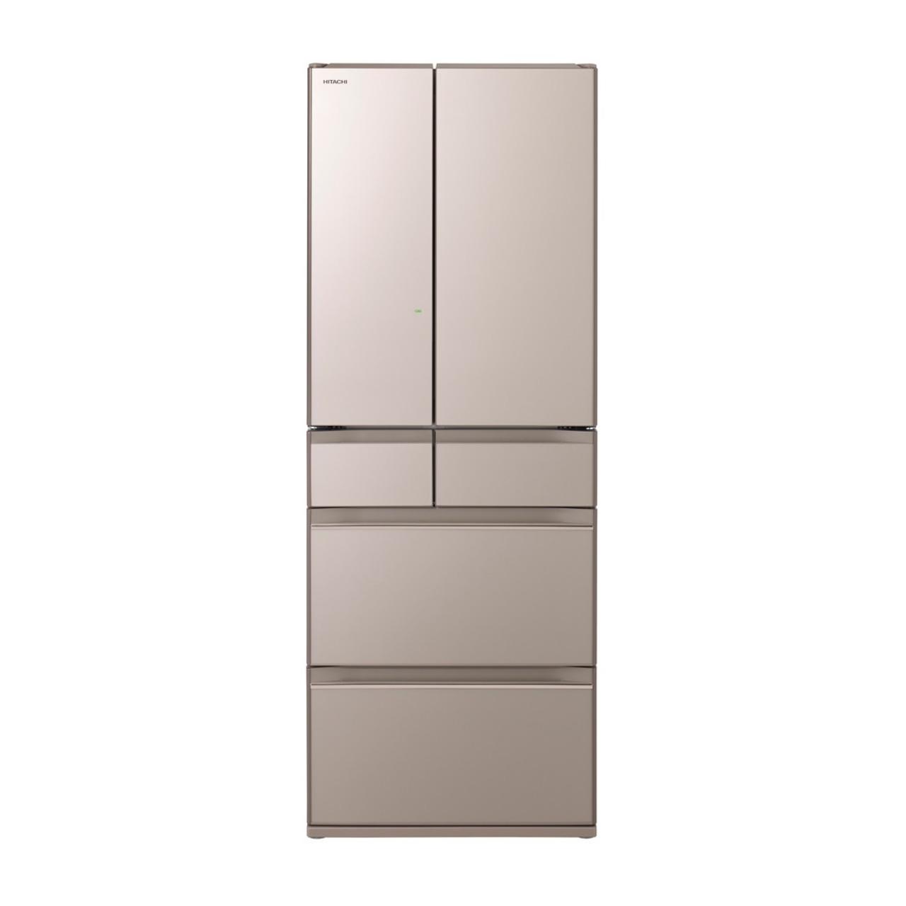 日立真空チルドR-HW60J冷蔵庫