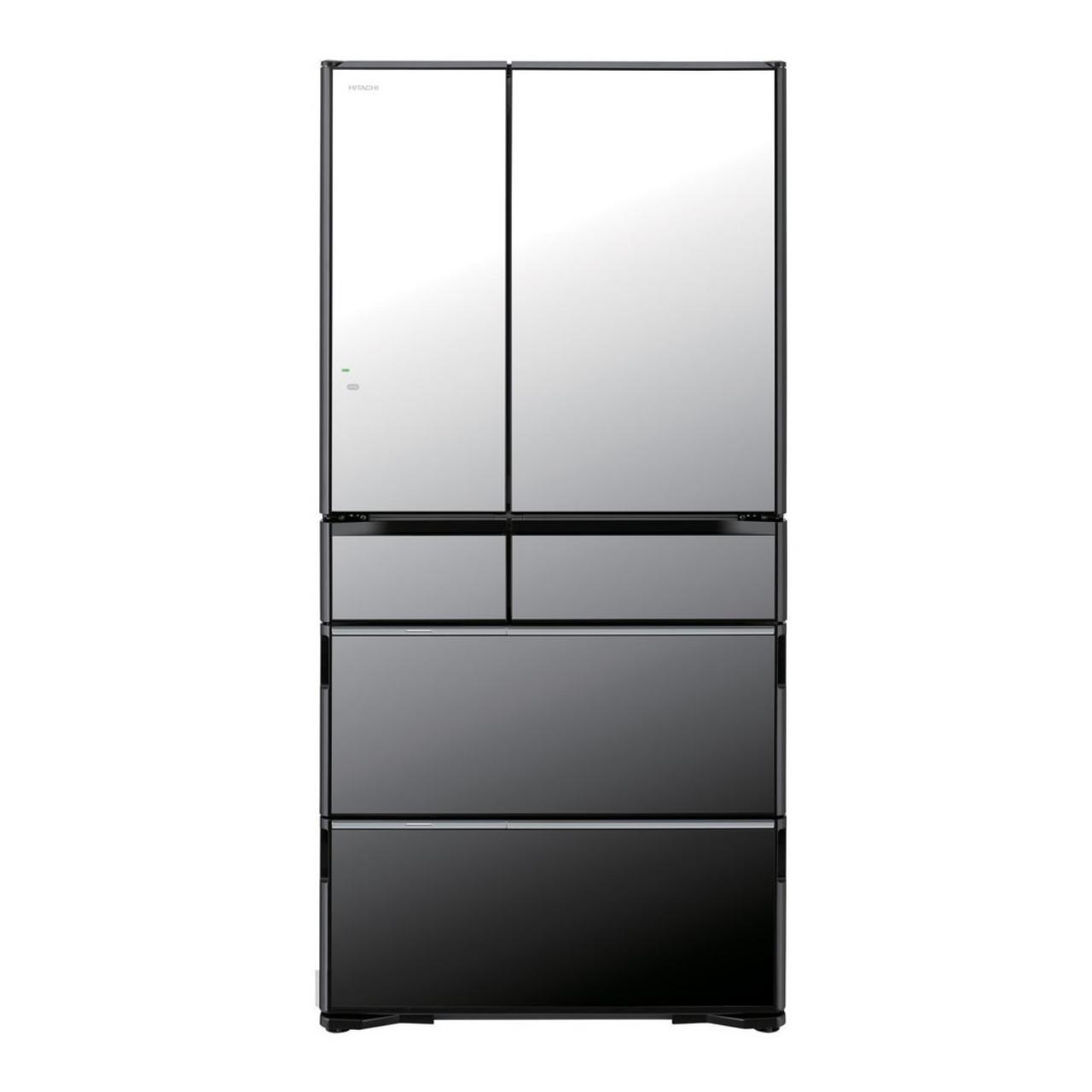 日立真空チルドR-WX7400G冷蔵庫