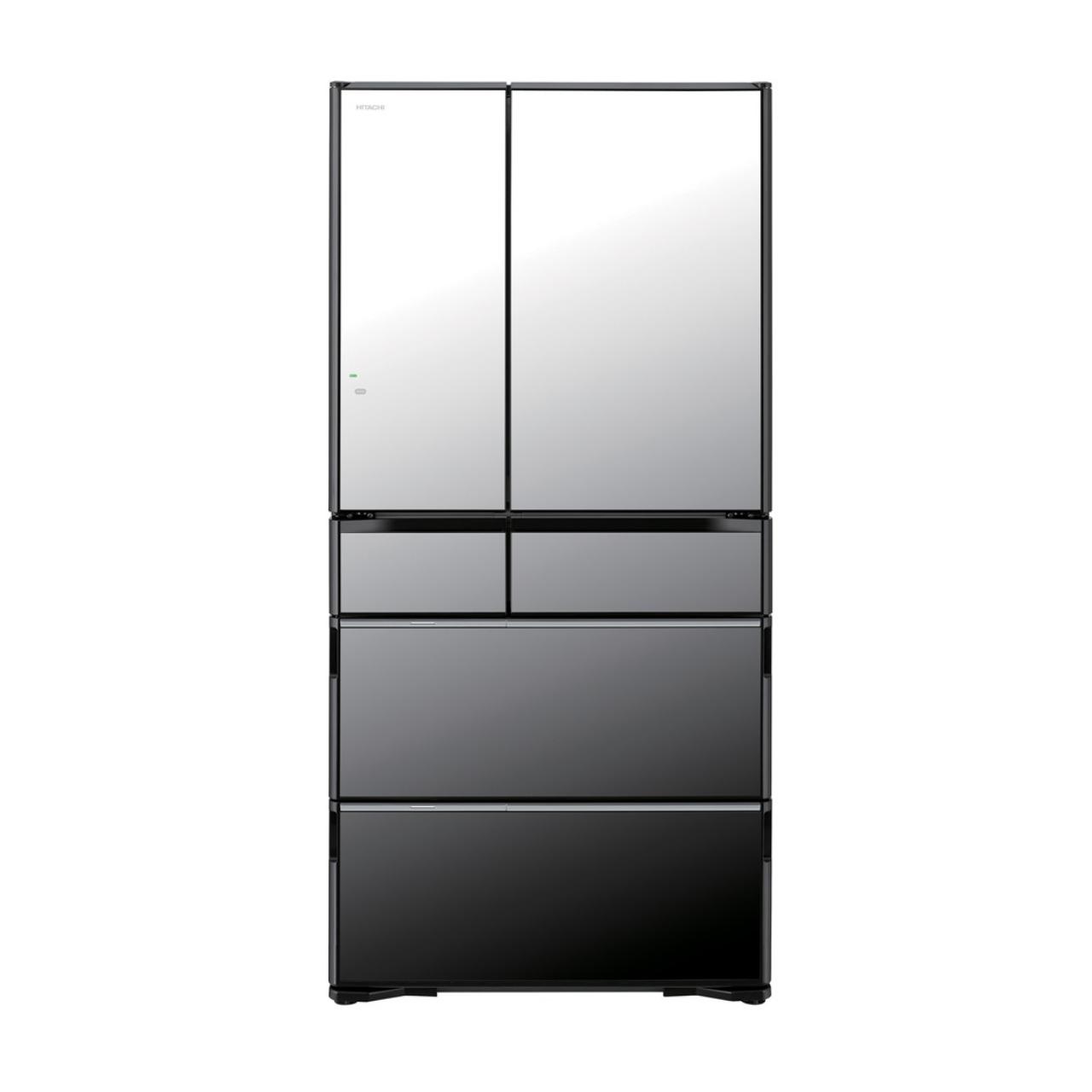 日立真空チルドR-WX74J冷蔵庫