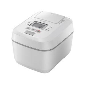 日立 沸騰鉄釜 ふっくら御膳RZ-V100DM圧力&スチームIHジャー炊飯器