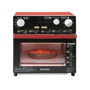 アイリスオーヤマFVH-D3A-Rノンフライ熱風オーブン