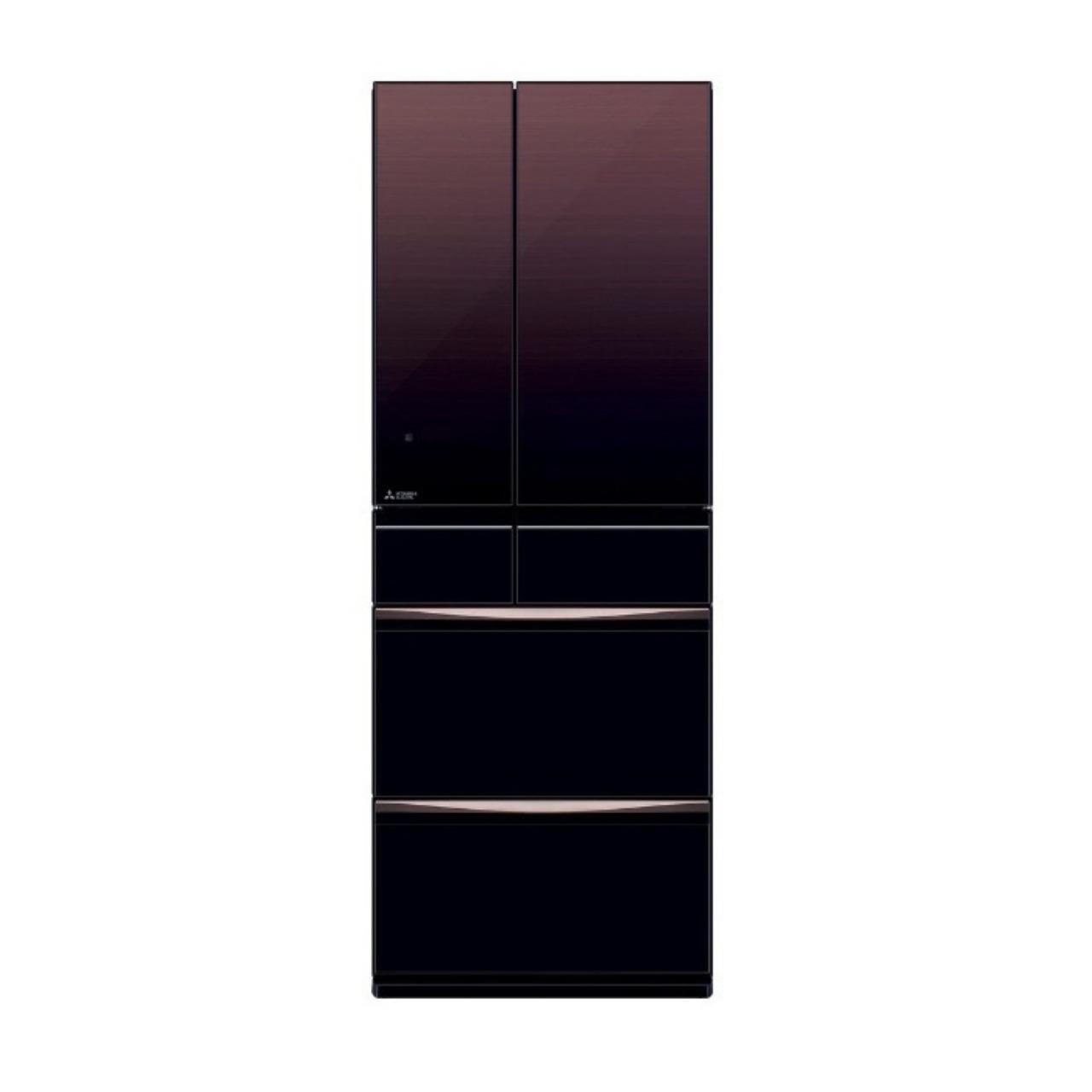 三菱 置けるスマート大容量MXシリーズMR-MX57E冷蔵庫