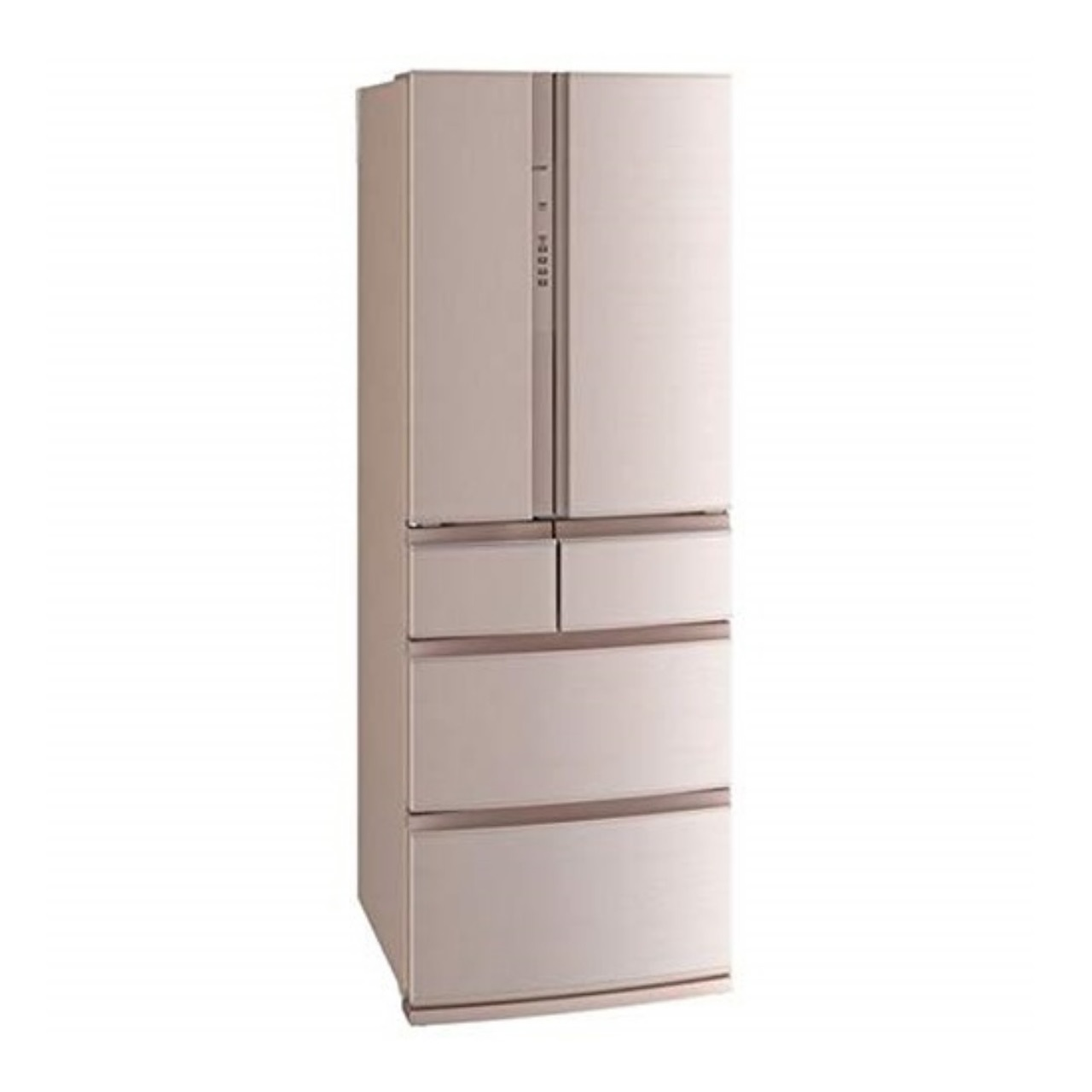 三菱 置けるスマート大容量RXシリーズMR-RX46E冷蔵庫