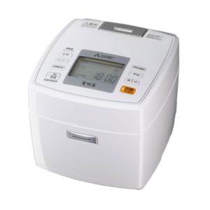 三菱 備長炭 炭炊釜NJ-VV105 IHジャー炊飯器