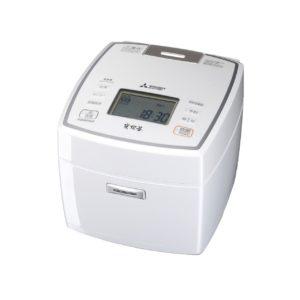 三菱備長炭炭炊釜NJ-VV109 IHジャー炊飯器