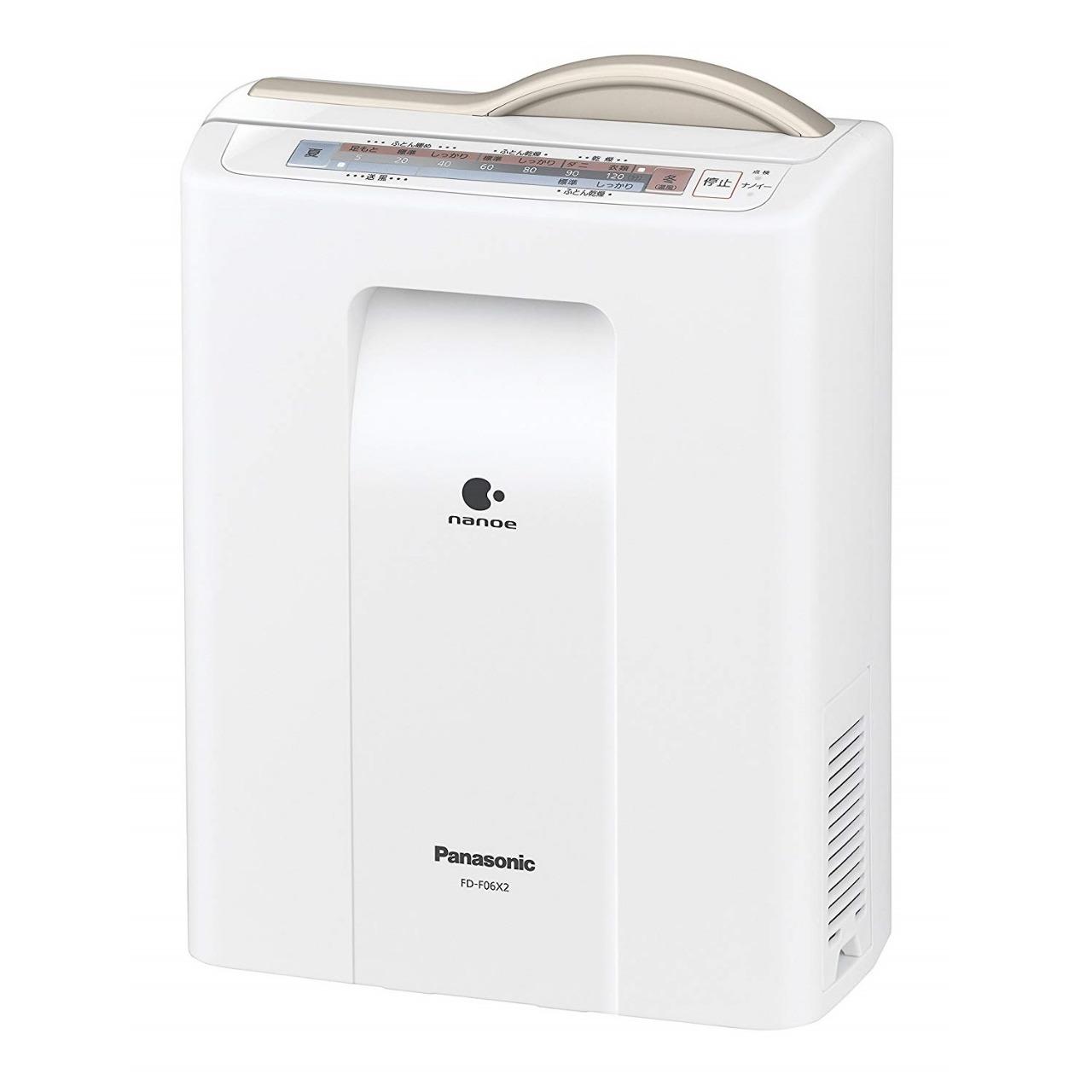 パナソニックFD-F06X2ふとん乾燥機