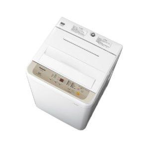 パナソニックNA-F50B12全自動洗濯機