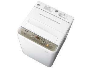パナソニックNA-F60B11全自動洗濯機
