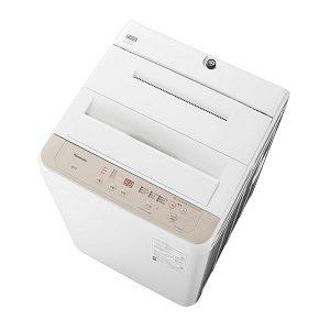 パナソニックNA-F60B14全自動洗濯機