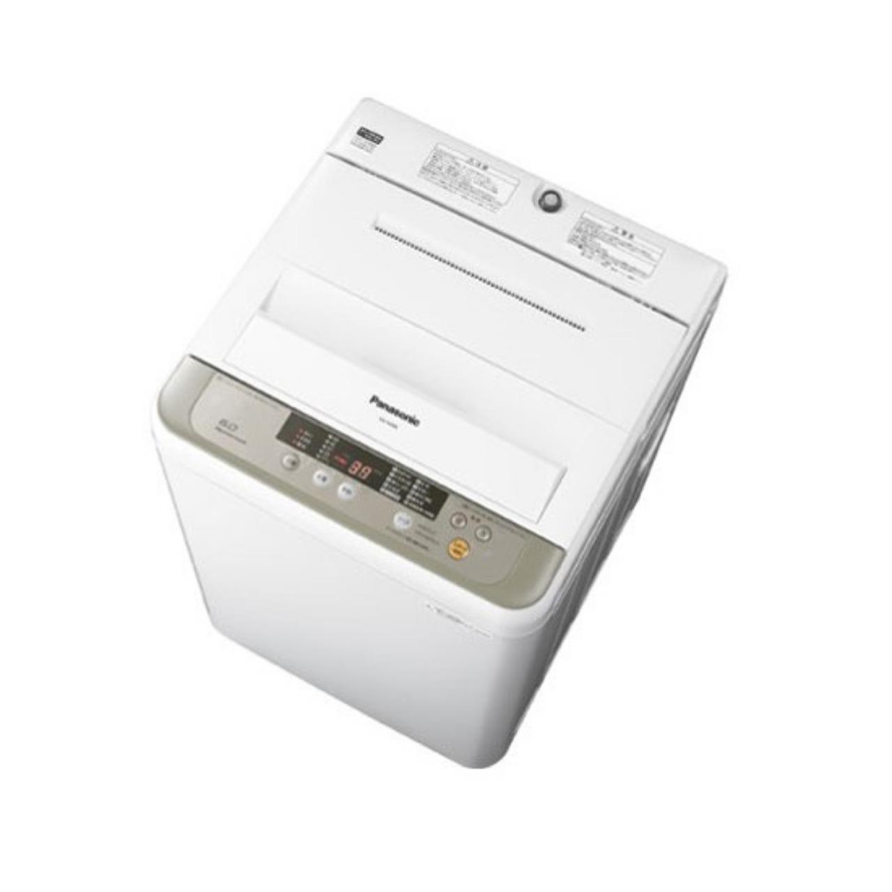パナソニックNA-F60B8全自動洗濯機