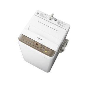 パナソニックNA-F70PB10全自動洗濯機