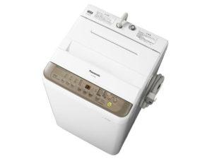 パナソニック全自動洗濯機NA-F70PB10